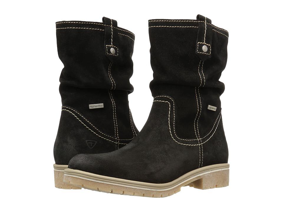 Tamaris - Adn 1-1-25471-27 (Black) Women's Boots