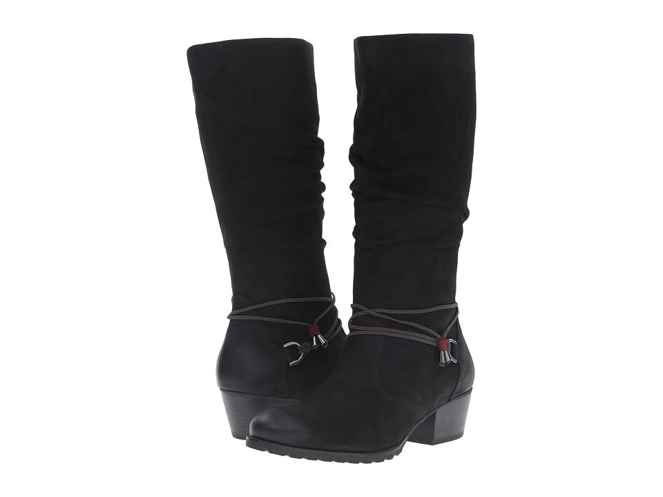 Tamaris - Aleen 1-1-25531-27 (Black) Women's Boots
