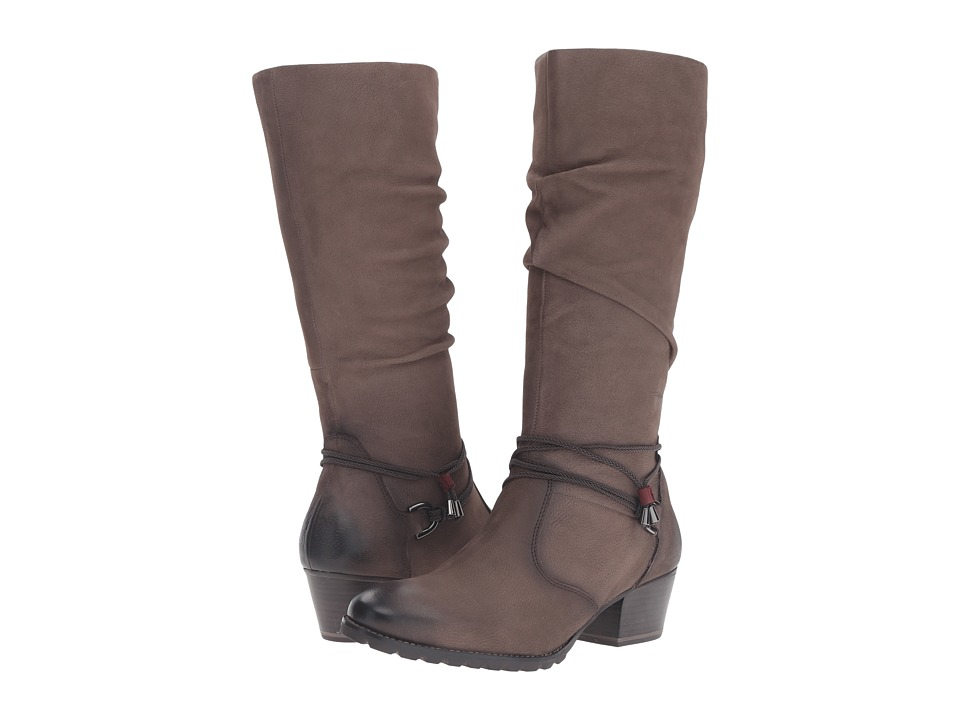Tamaris - Aleen 1-1-25531-27 (Cigar) Women's Boots