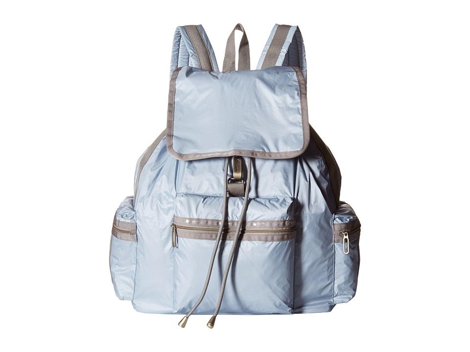 LeSportsac - 3-Zip Voyager (Rain Dance) Handbags