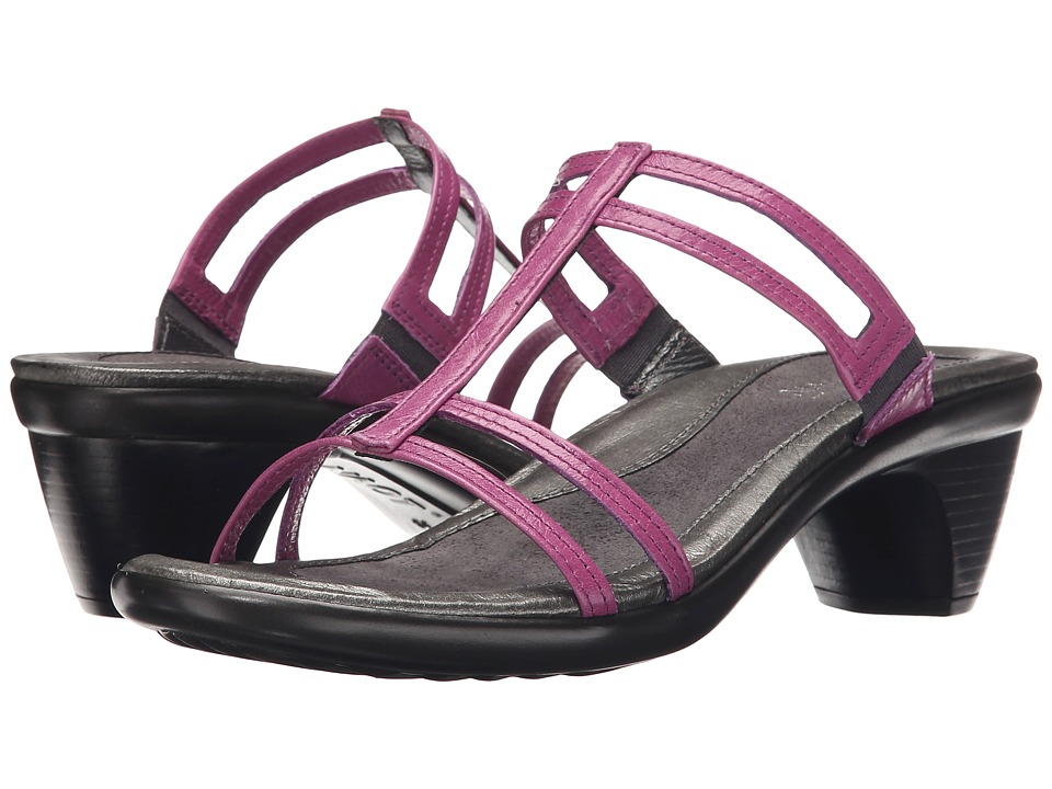 Naot Footwear - Loop (Orchid Leather) Women's Shoes