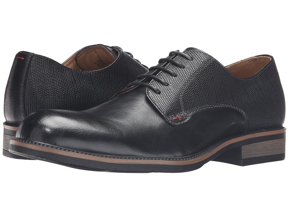 Steve Madden Zilo Black Mens Shoes