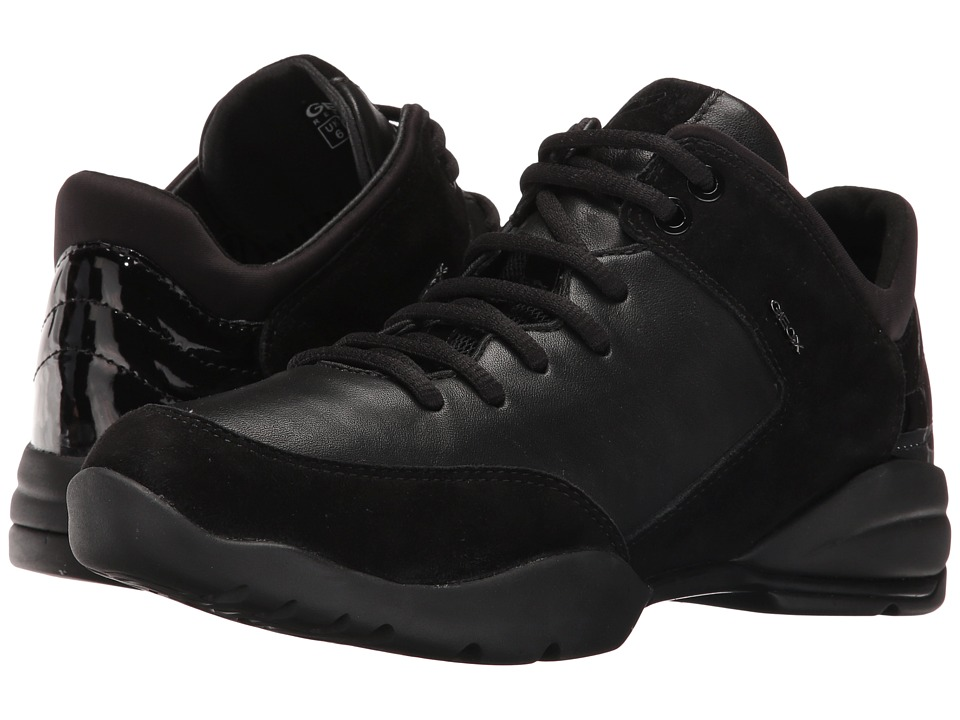 Geox - WSFINGE6 (Black) Women's Shoes