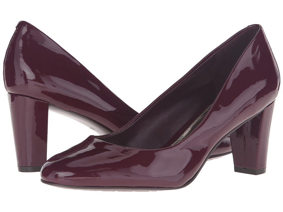 LAUREN Ralph Lauren - Hala (Claret Patent Leather) Women's Shoes