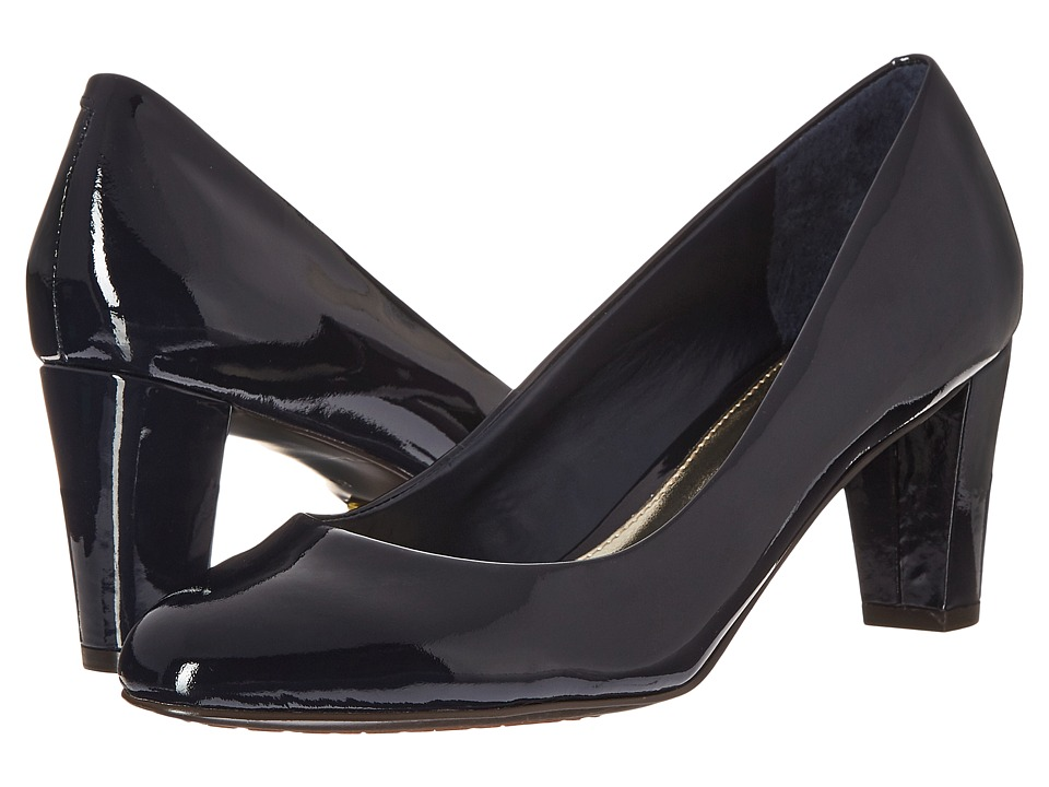 LAUREN Ralph Lauren - Hala (Modern Navy Patent Leather) Women's Shoes