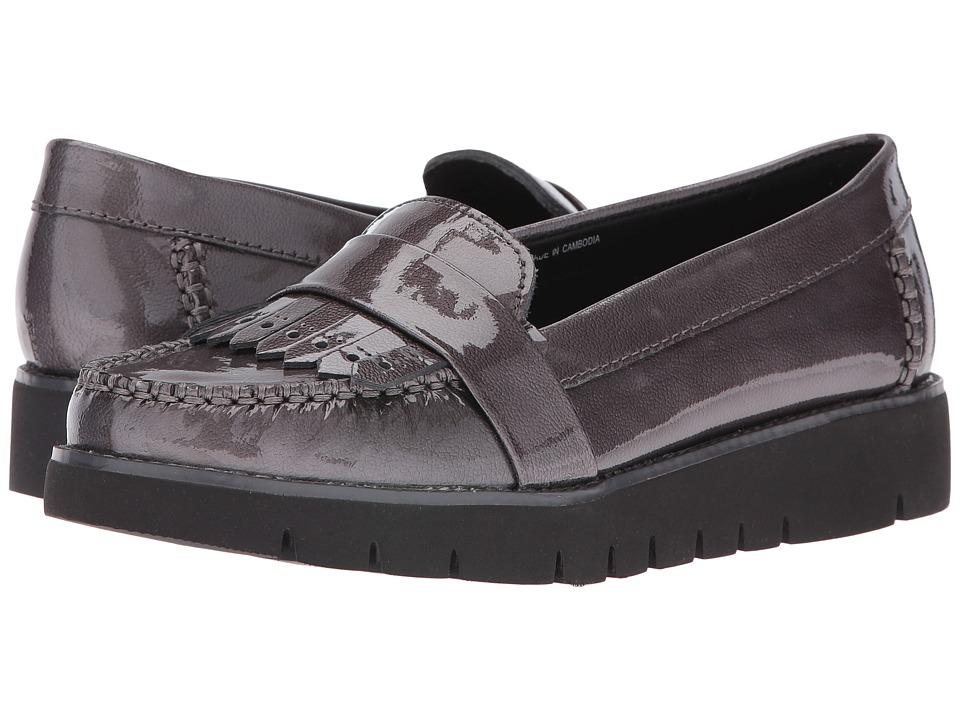 Geox - WBLENDA10 (Dark Grey) Women's Shoes