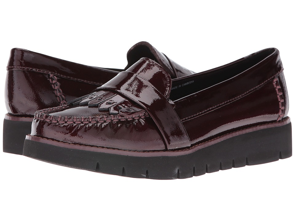 Geox - WBLENDA10 (Bordeaux) Women's Shoes