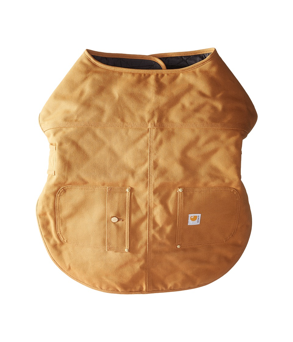 Carhartt - Chore Dog Coat (Carhartt Brown) Dog Clothing