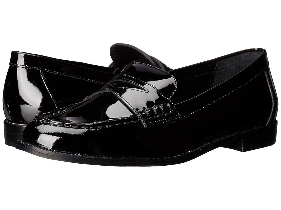 LAUREN Ralph Lauren - Barrett (Black Patent Leather) Women's Shoes