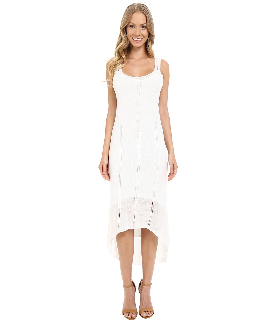 Lucky Brand - Tank Sweater Dress (Snow) Women's Dress