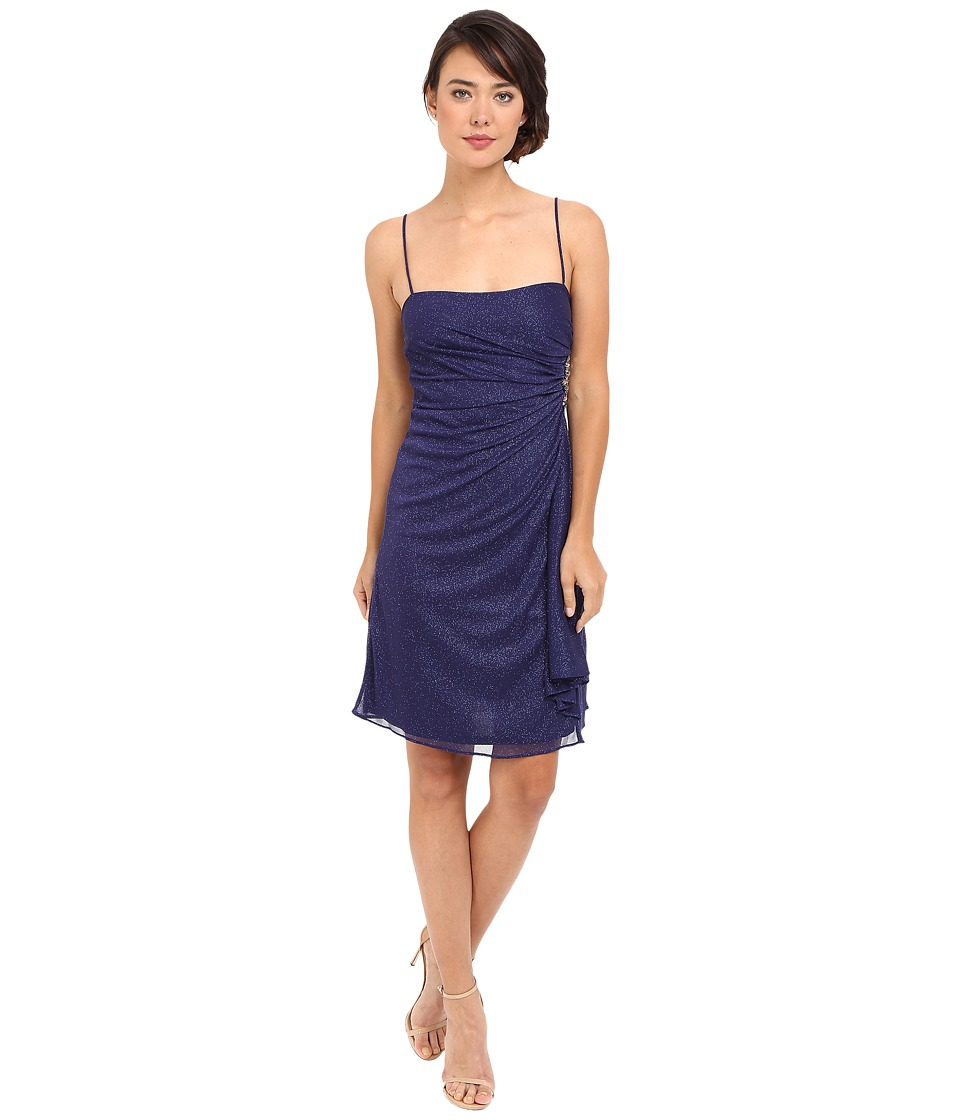 rsvp Roaslie Short Dress (Navy) Women