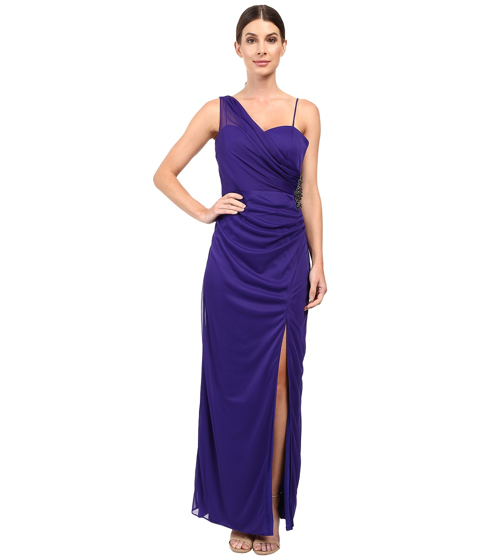 rsvp - Oceane Dress (Purple) Women's Dress