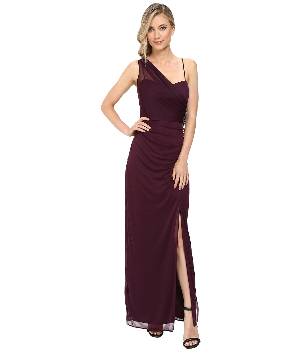 rsvp - Oceane Dress (Eggplant) Women's Dress