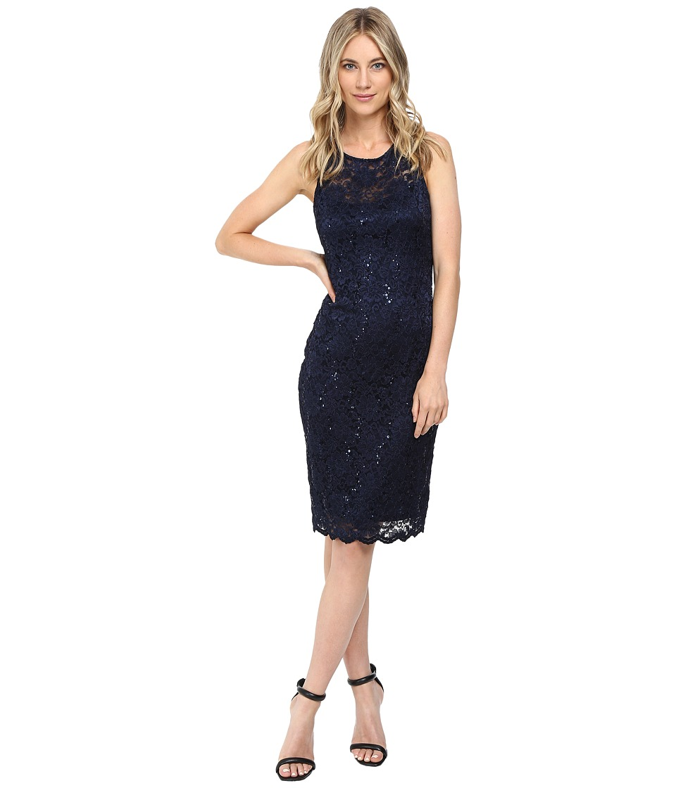rsvp - Perrine Dress (Navy) Women's Dress