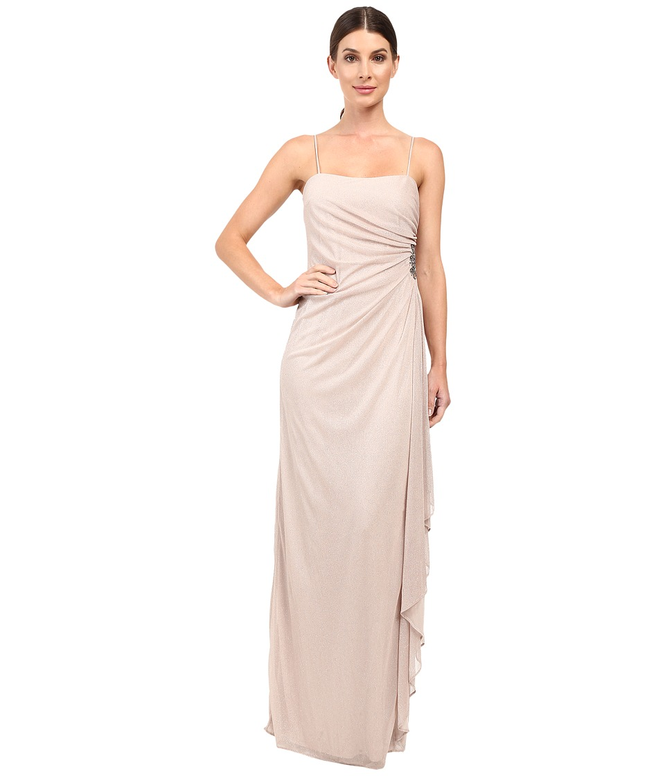 rsvp - Olivie Dress (Champagne) Women's Dress