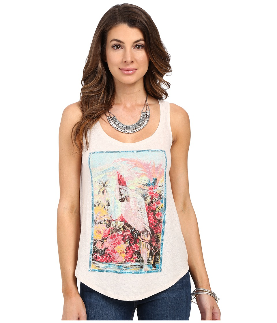Lucky Brand - Rum Parrot Tank Top (Wind Chime) Women's Sleeveless