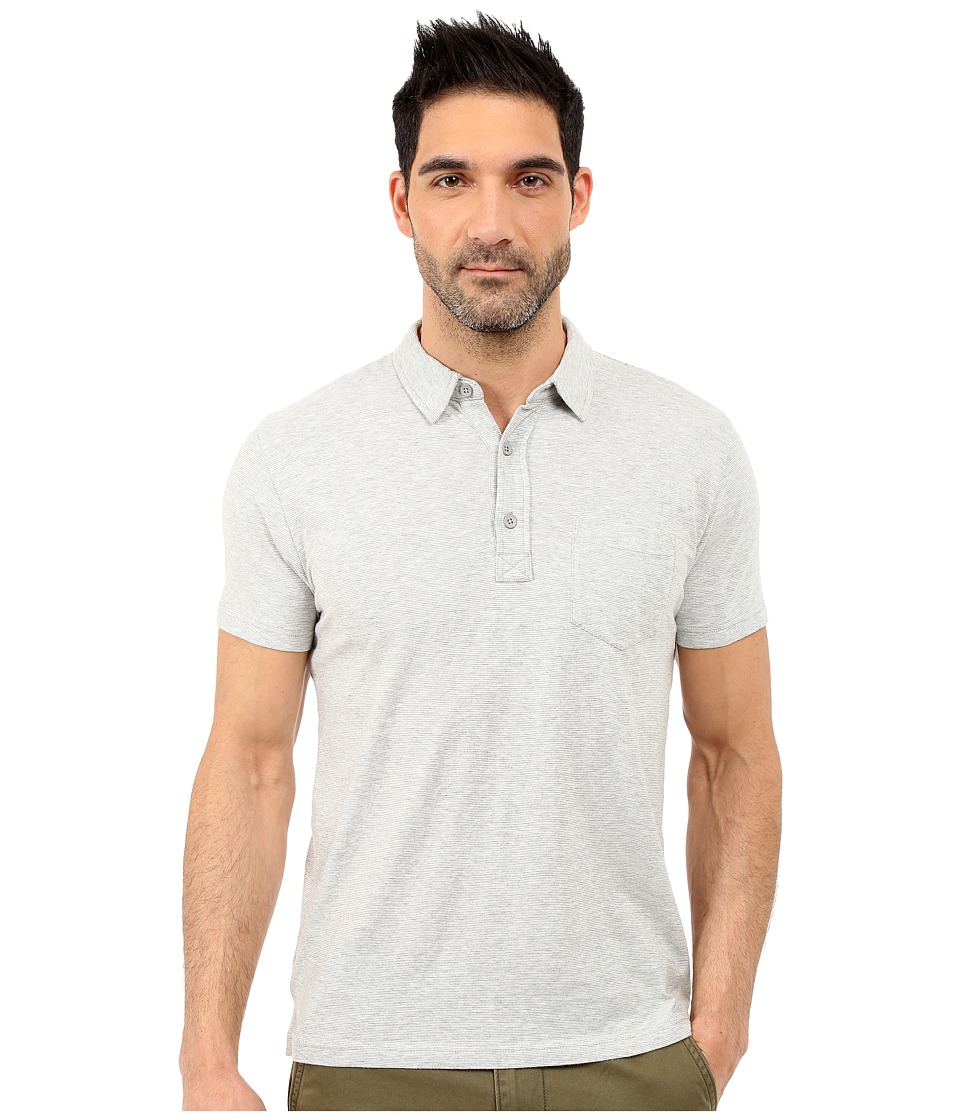 Lucky Brand - Resort Polo (Multi) Men's Short Sleeve Button Up