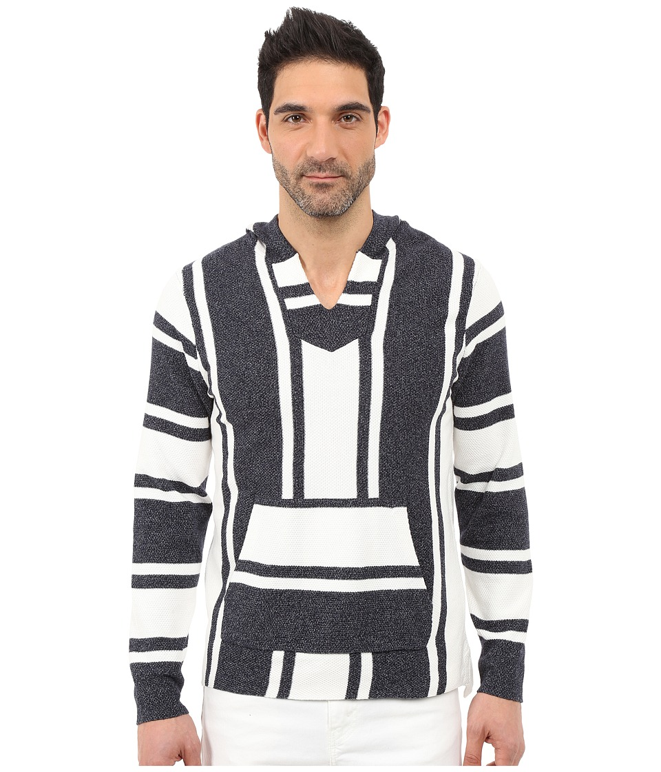 Lucky Brand - Baja Hoodie (Multi) Men's Sweatshirt