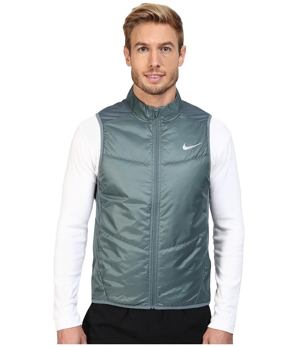 Nike - Polyfill Vest (Hasta/Reflective Silver) Men's Vest
