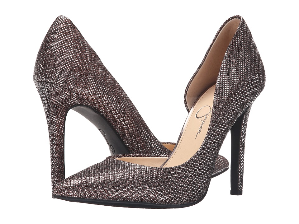 Jessica Simpson Claudette (Multi Bronze 1) High Heels