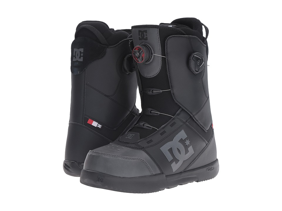 DC - Control Boot (Black) Men's Cold Weather Boots