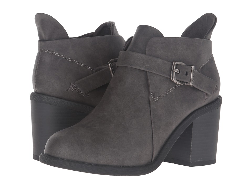 Blowfish - Mina (Grey Texas PU) Women's Pull-on Boots
