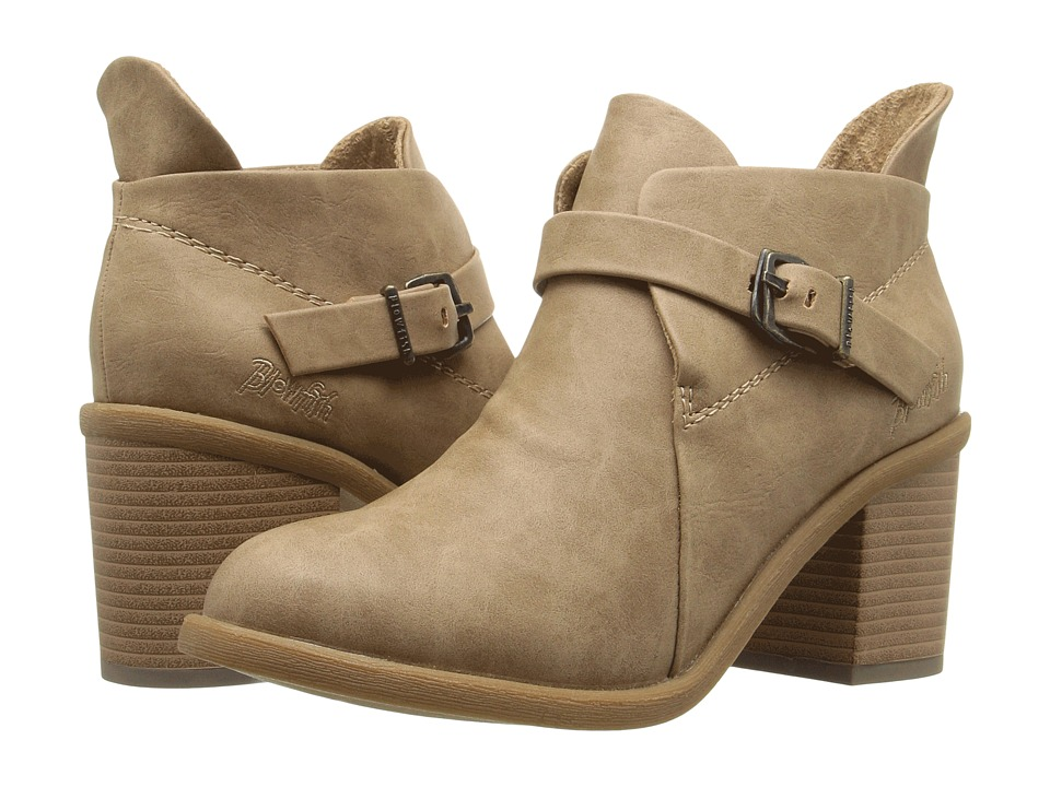 Blowfish - Mina (Sand Texas PU) Women's Pull-on Boots