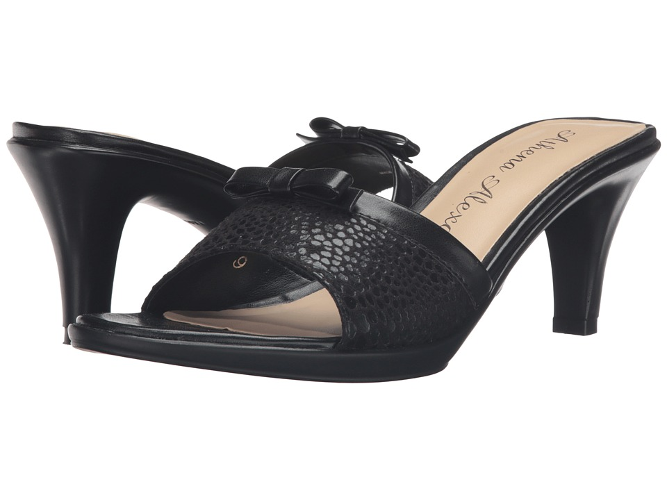 Athena Alexander - Elated (Black Snake) Women's Shoes