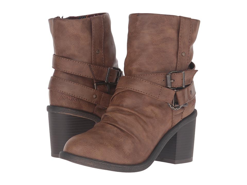 Blowfish - Moran (Whiskey Old Ranger PU) Women's Pull-on Boots