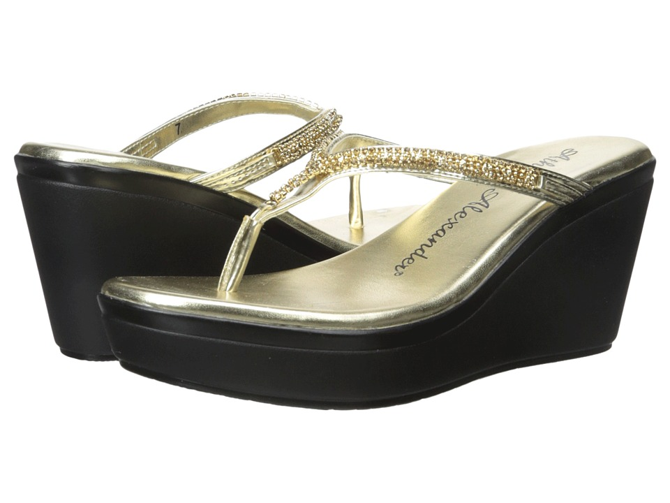 Athena Alexander - Astraa (Gold) Women's Shoes