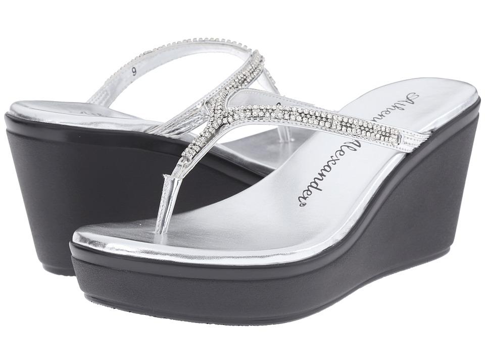 Athena Alexander - Astraa (Silver) Women's Shoes