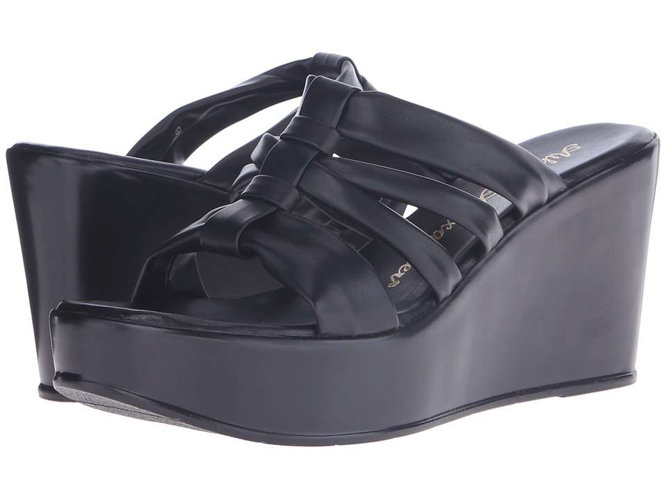 Athena Alexander - Samba (Black) Women's Shoes