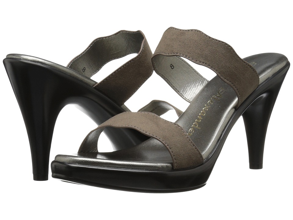 Athena Alexander - Ritaa (Taupe Suede) Women's Shoes