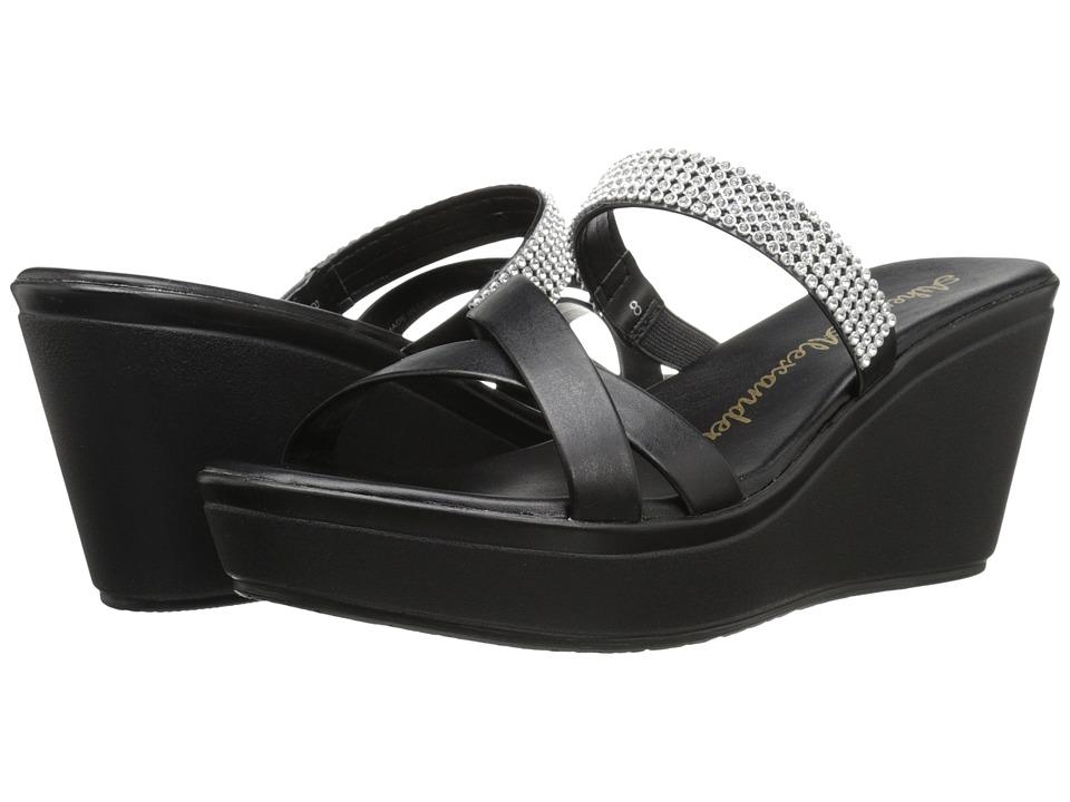 Athena Alexander - Mistye (Black) Women's Shoes