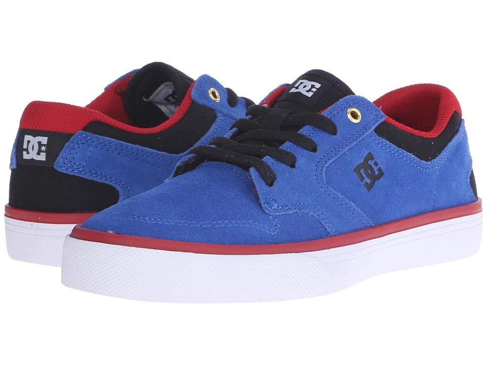 DC Kids - Argosy Vulc (Big Kid) (Royal/Black/Red) Boys Shoes