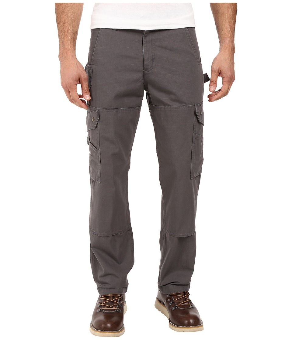 Carhartt - Ripstop Cargo Work Pant (Gravel) Men's Casual Pants