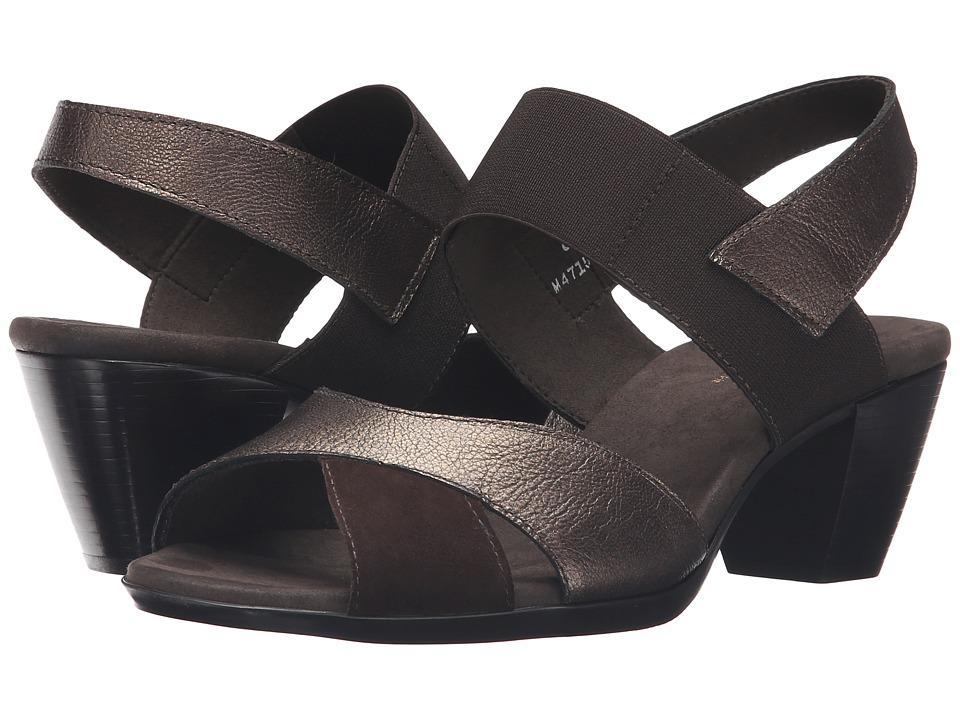 Munro - Darling (Bronze Metallic) Women's Sling Back Shoes
