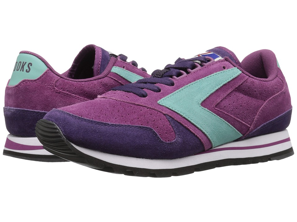 Brooks Heritage - Chariot (Boysenberry/Soothing Sea/Plum Perfect) Women's Shoes