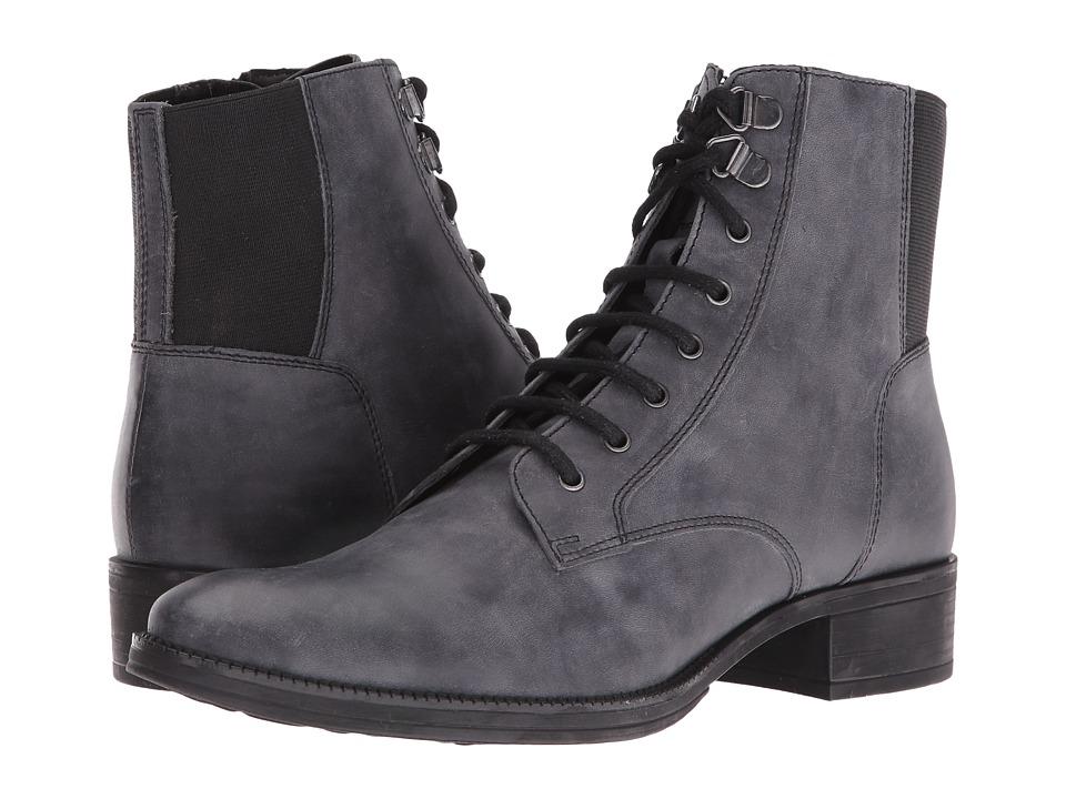 Geox - WMENDIBOOT41 (Anthracite) Women's Shoes