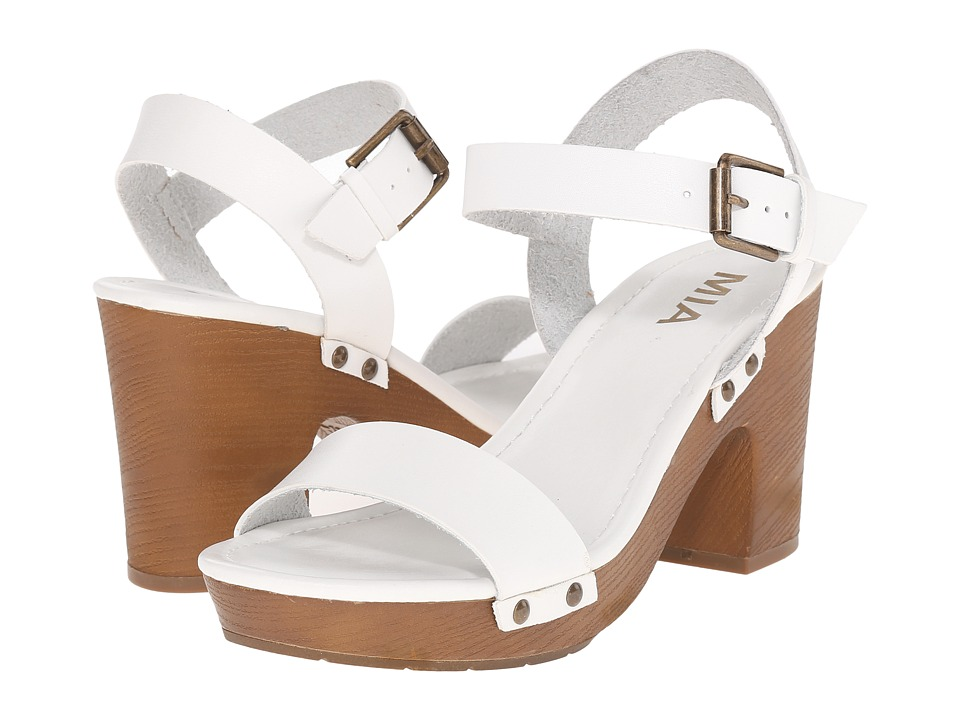 MIA - Manuela (White) Women's Shoes