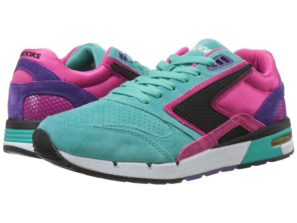 Brooks Heritage - Fusion (Atlantis/Megenta/Imperial Palace) Women's Shoes
