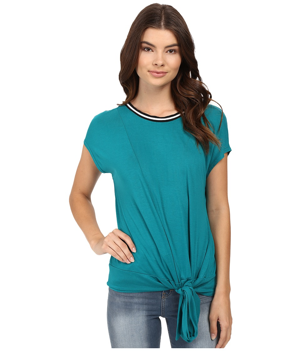 Bench - Malpais Knot Top (Fanfare) Women's Clothing