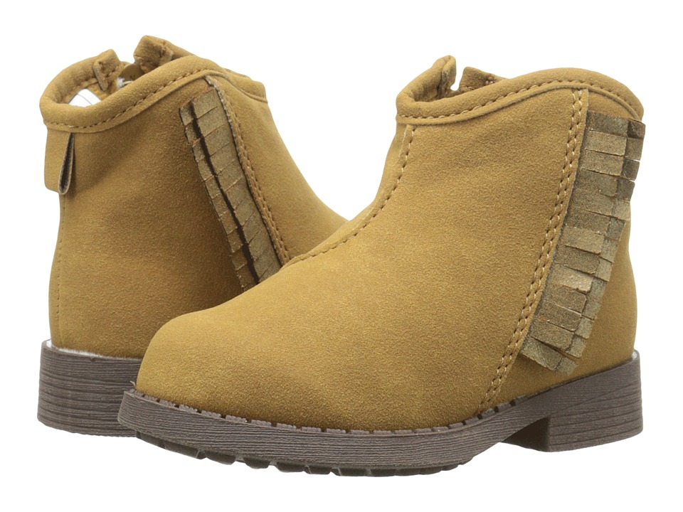 OshKosh - Keely (Toddler/Little Kid) (Brown) Girl's Shoes
