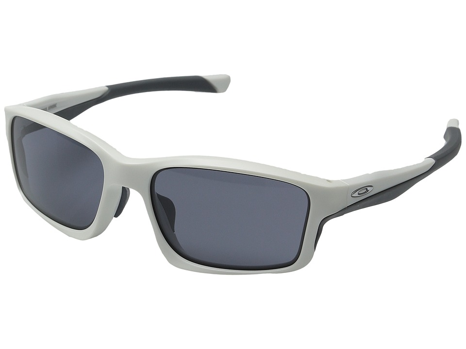 Oakley - Chainlink (White/Grey) Sport Sunglasses