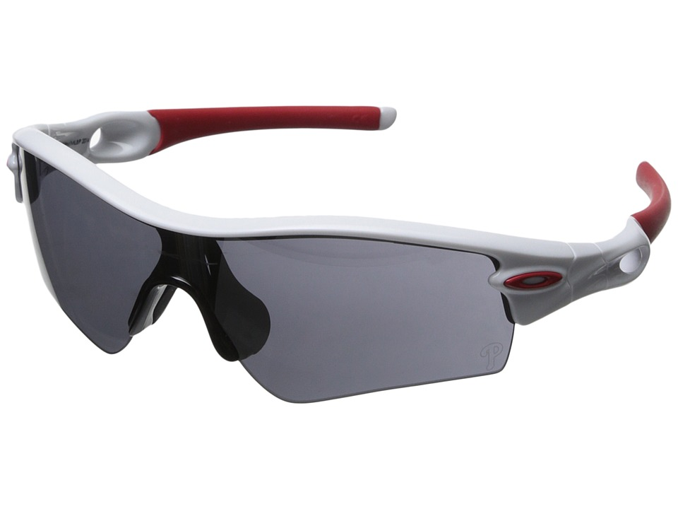 Oakley - Phillies Radar Path (Black Iridium) Sport Sunglasses