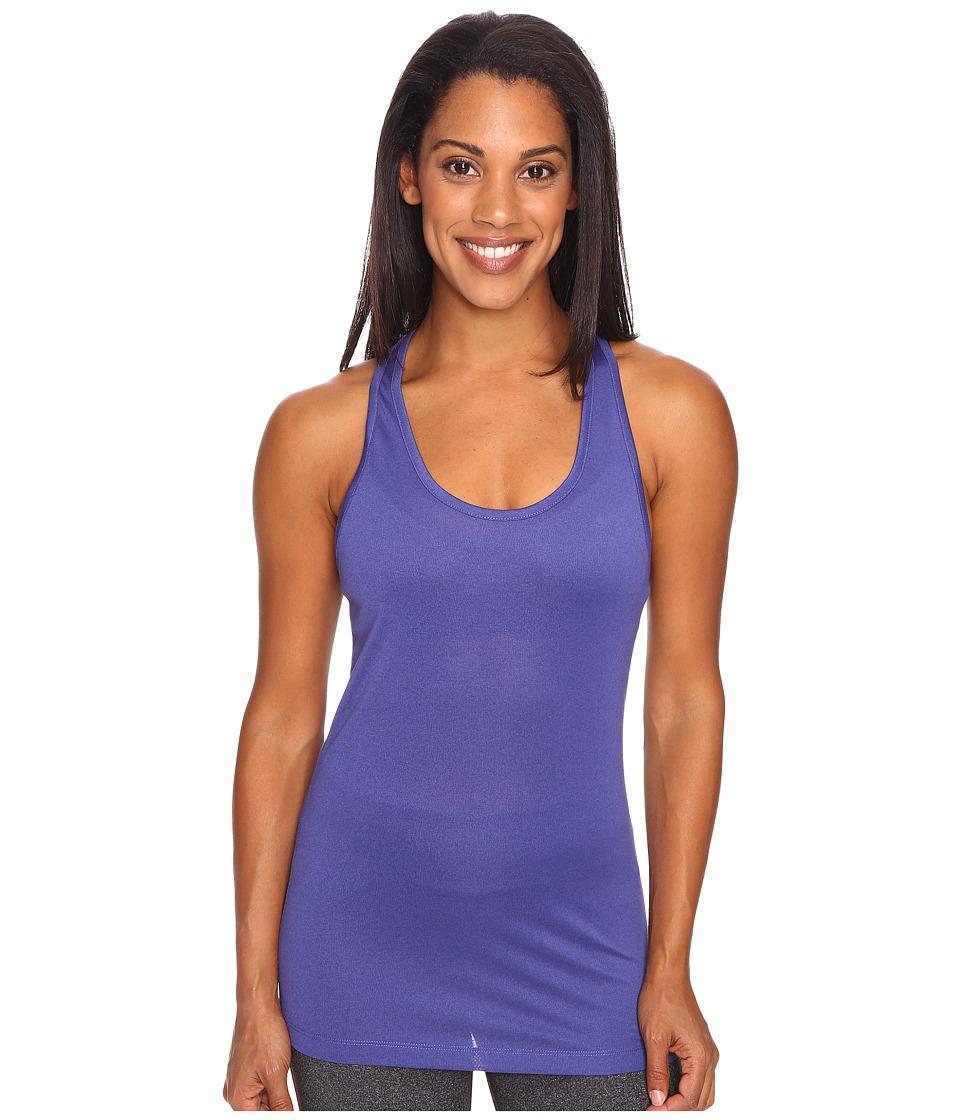 Nike - Dri-FIT Balance Tank Top (Dark Purple Dust/Dark Purple Dust) Women's Sleeveless