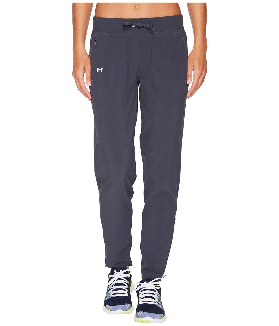 Under Armour - Run True Pants (Stealth Gray) Women's Casual Pants