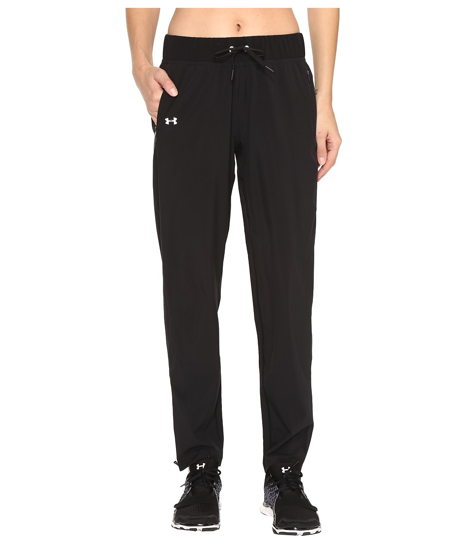 Under Armour - Run True Pants (Black) Women's Casual Pants