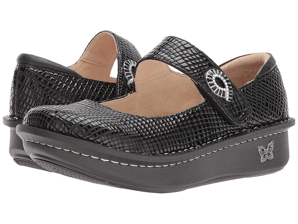 Alegria - Paloma (Jazzy Black) Women's Maryjane Shoes