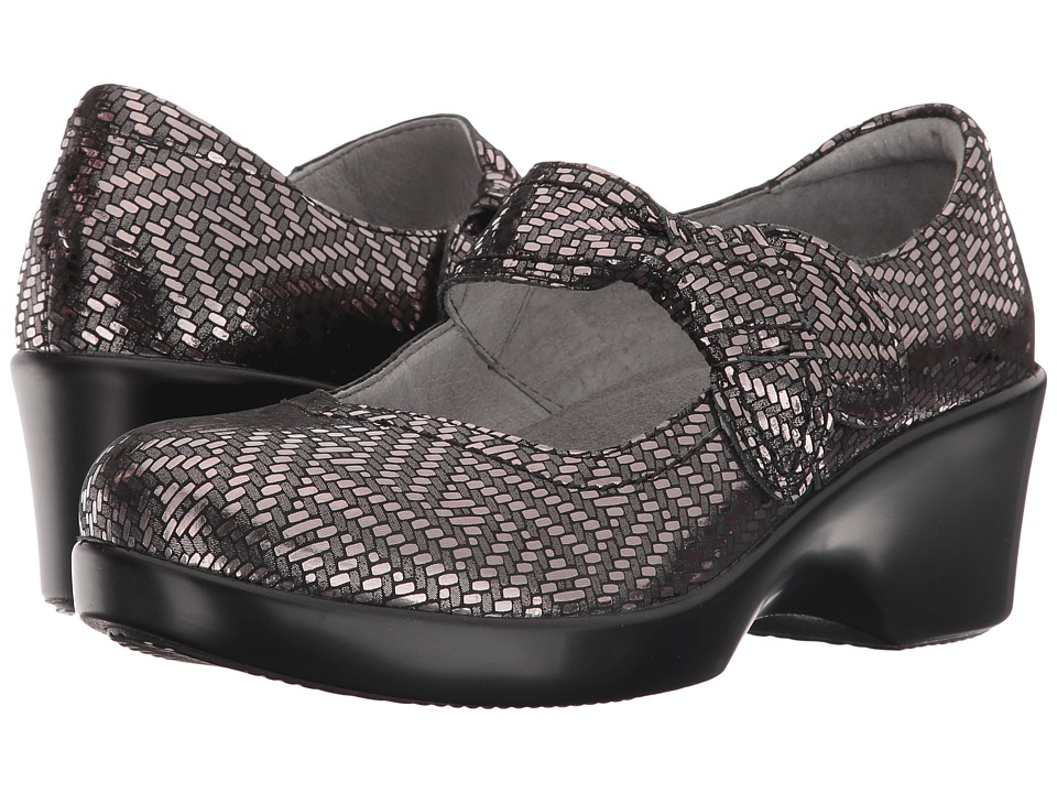 Alegria - Ella (Pewter Dazzler) Women's Shoes